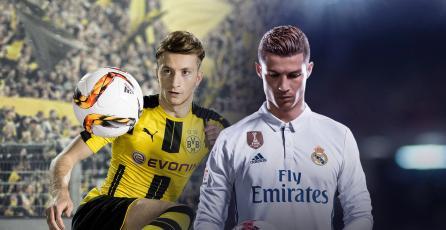 Comparativa gráfica FIFA 17 - FIFA 18
