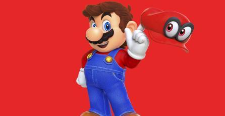 Aquí hay 30 minutos de <em>Super Mario Odyssey</em>