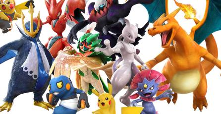 Batallas online en equipo llegarán a <em>Pokkén Tournament DX</em>