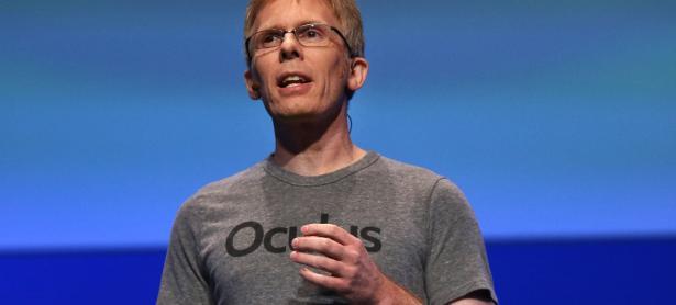 Según Carmack la realidad virtual debe triunfar primero en móviles antes que PC