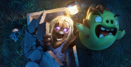 Eddie de Iron Maiden se une al universo de <em>Angry Birds Evolution</em>