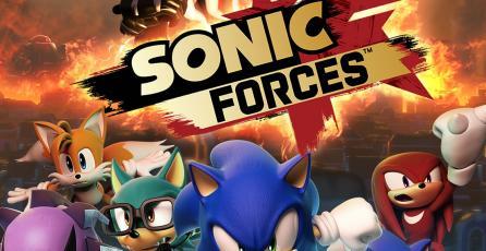 Disfruta el nuevo tema musical de <em>Sonic Forces</em>