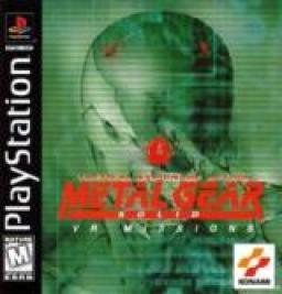 Metal Gear Solid: VR Missions