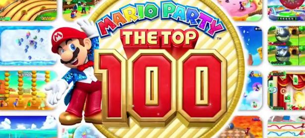 <em>Mario Party: The Top 100</em> tendrá 3 modos de juego y soporte para amiibo