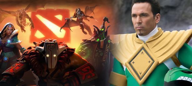 El Power Ranger Verde estelarizará película sobre Esports y <em>Dota 2</em>