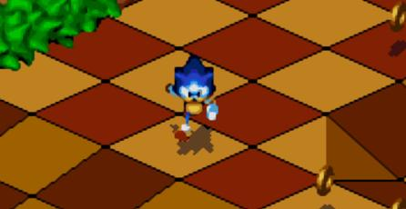 Jon Burton trabaja en una versión corregida de <em>Sonic 3D Blast</em>