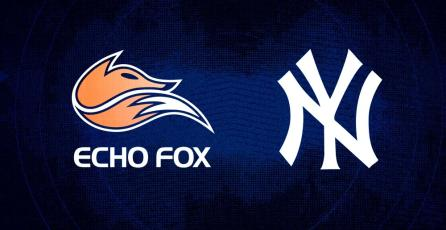 <em>'New York Yankees'</em> se convierten en inversionistas del equipo <em>'Echo Fox'</em> de League of Legends
