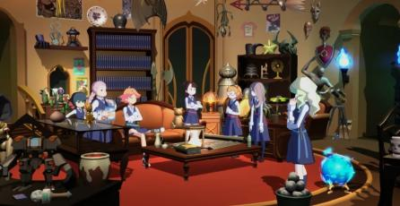 Mira el nuevo avance de lo que traerá <em>Little Witch Academia: Chamber of Time</em>
