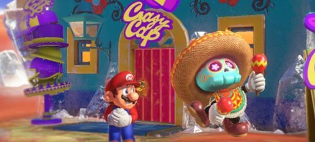 La gira de <em>Super Mario Odyssey</em> hará una parada en la Ciudad de México