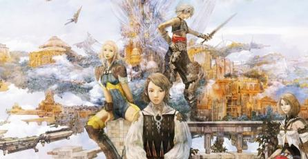 <em>Final Fantasy XII: The Zodiac Age</em> supera el millón de copias distribuidas
