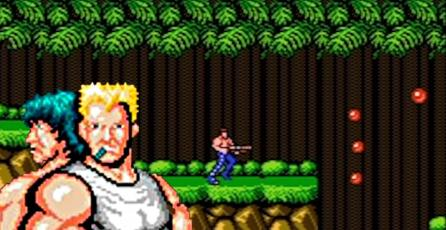 Konami anuncia película y serie live-action de <em>Contra</em>
