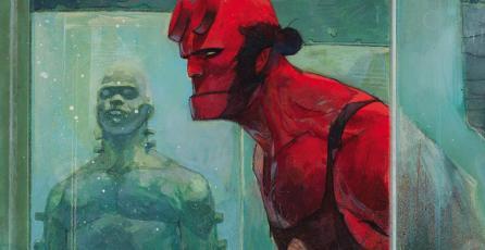 Así peleará Hellboy en <em>Injustice 2</em>