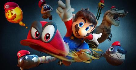 <em>Super Mario Odyssey</em>: Un ataque directo a la nostalgia