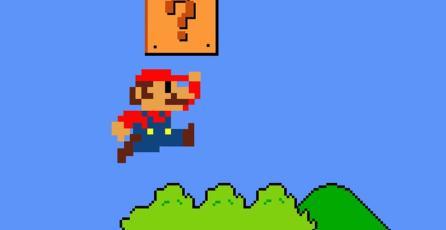 Nintendo lanzó stickers 8-bit de <em>Super Mario Bros.</em> para iMessage de Apple