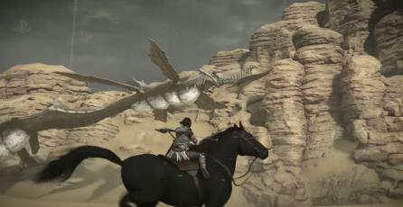 <em>Shadow of the Colossus</em> para PS4 se lanza el 6 de febrero