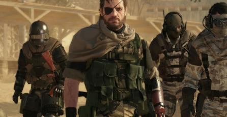 <em>MGS V: The Phantom Pain</em> recibirá soporte para PS4 Pro