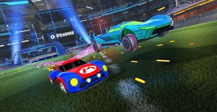 <em>Rocket League</em> llega a Nintendo Switch el 14 de noviembre
