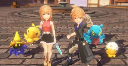 <em>World of Final Fantasy</em> llegará a Steam el 21 de noviembre