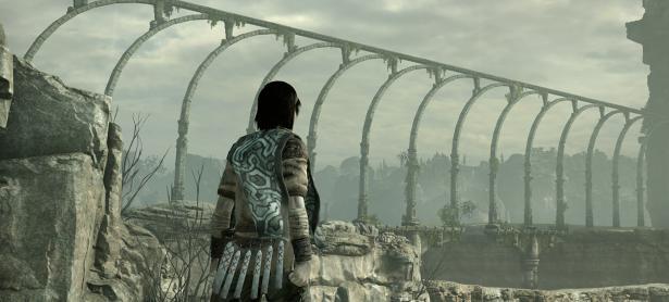 Checa las nuevas imágenes del remake de <em>Shadow of the Colossus</em>