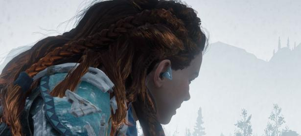 Checa las nuevas capturas de <em>Horizon: Zero Dawn The Frozen Wilds</em>