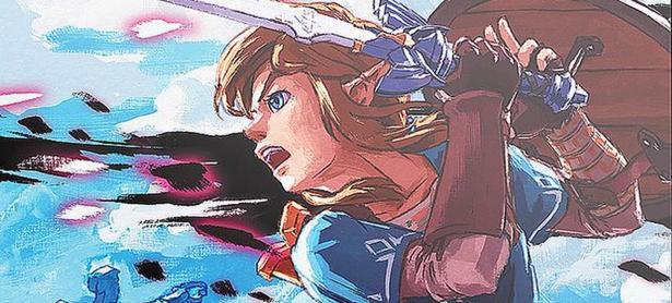 Revelan nueva edición de <em>Zelda: Breath of the Wild</em>