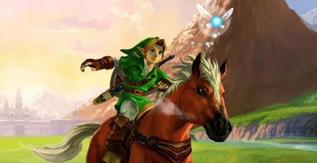 Así luce el nuevo Link Green Nintendo 2DS