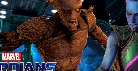 Falta poco para el debut del último capítulo de <em>Guardians of the Galaxy</em>