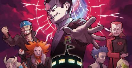 GIovanni regresa con el Equipo Rainbow Rocket en <em>Pokémon Ultrasun</em> y <em>Ultramoon</em>