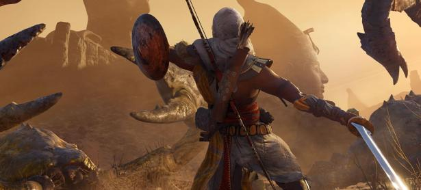 <em>Assassin's Creed: Origins</em> tendrá una exposición fotográfica