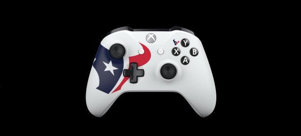 Apoya a tu equipo favorito de la NFL con estos controles para Xbox One