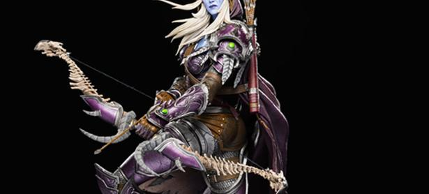 Checa la nueva figura de Sylvanas de <em>World of Warcraft </em>