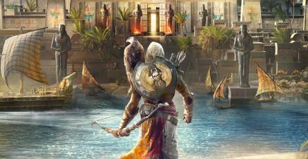 <em>Assassin's Creed: Origins</em>