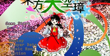 <em>Touhou: Hidden Star in Four Seasons</em> hará su arribo a Steam
