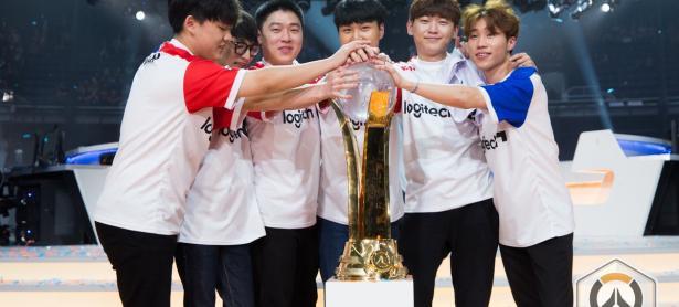 Corea del Sur se corona como el ganador de <em>Overwatch World Cup</em>