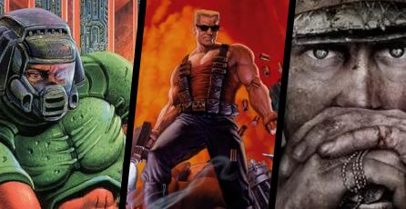 Del tarreo de <em>Doom</em> a <em>Call of Duty WWII</em>: Breve síntesis histórica de los FPS