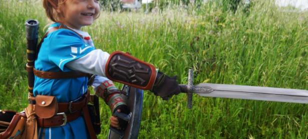 No te pierdas este increíble cosplay de un niño chileno de <em>Breath of the Wild</em>