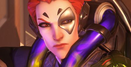 Moira, de <em>Overwatch</em>, será un tipo diferente de curandera