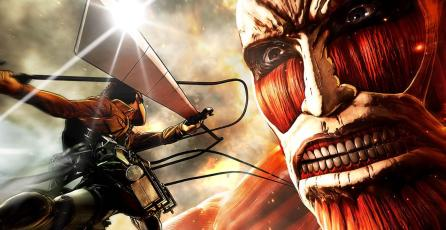 Koei Tecmo habló sobre versión de <em>Attack on Titan 2</em> para Switch