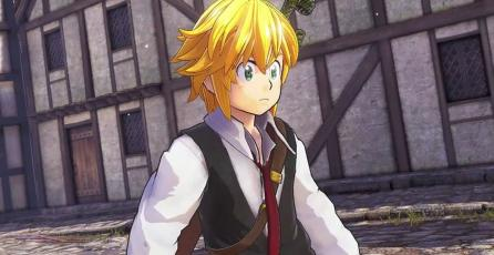 Revelan fecha debut de <em>The Seven Deadly Sins: Knights of Britannia</em>