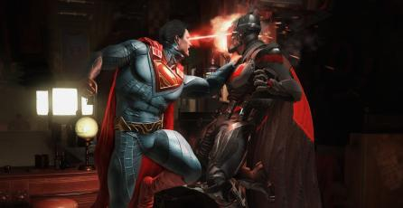 Comienza la Beta Abierta de <em>Injustice 2</em> en Steam