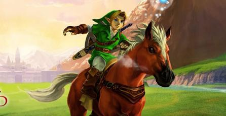 Estudio de <em>Zelda: Ocarina of Time 3D</em> está trabajando en un nuevo proyecto