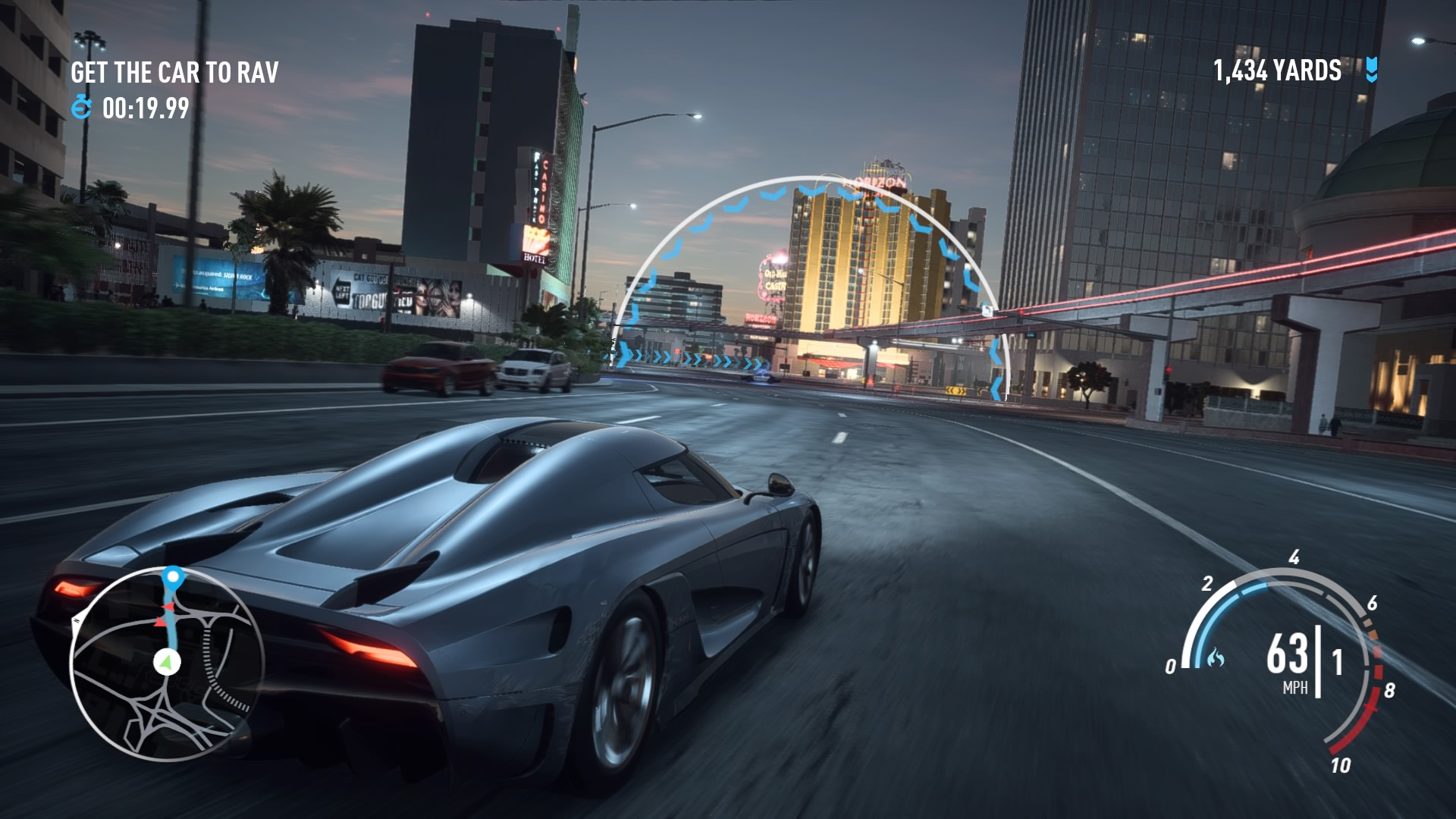 need for speed payback levelup
