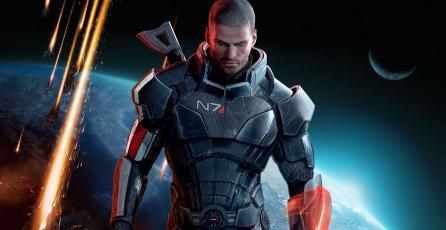 BioWare celebra el 10.° aniversario de <em>Mass Effect </em>