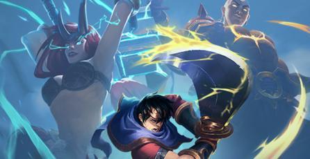 <em>Battlerite</em> se lanza hoy como Free-to-Play en Steam