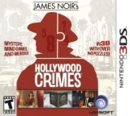 James Noirs Hollywood Crimes 3D