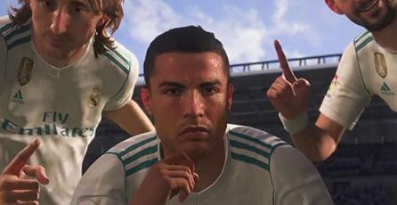<em>FIFA 18</em> es el título más descargado de PlayStation Store en América