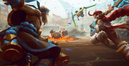 <em>Battlerite</em> alcanza los 23 mil jugadores en solo un día como Free-to-Play