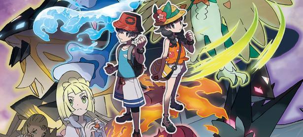 Revelan primera misión global de <em>Pokémon Ultra Sun & Ultra Moon</em>