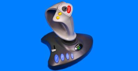 La olvidada historia del joystick para PC de Nintendo