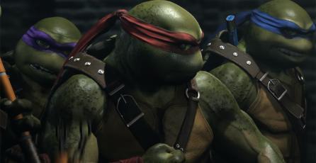 ¡Las Tortugas Ninja llegarán a <em>Injustice 2</em>!